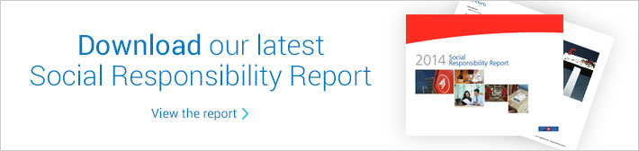Download the 2014 Social Responsibility Report