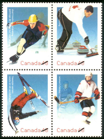 2002 Olympic Winter Games | Canada Post