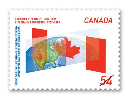 Canadian Diplomacy Canada Post