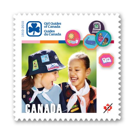Girl Guides Of Canada 1910 2010