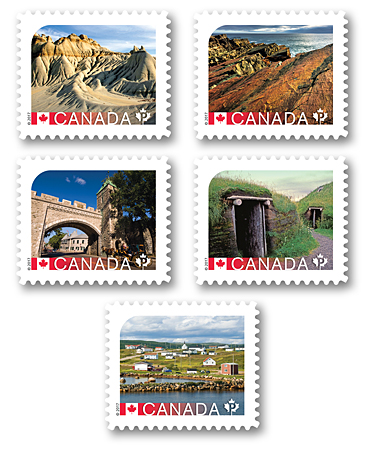 Unesco World Heritage Sites In Canada Canada Post