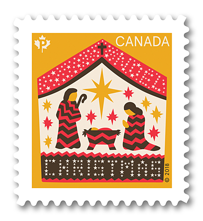 02 2018 By Canada Post In Latest Stamps