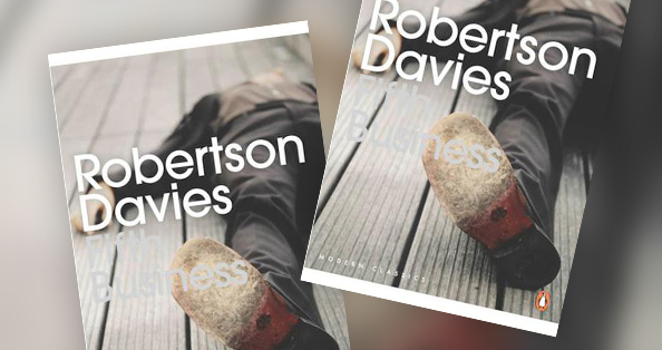 fifth business by robertson davis essay Im doing an english project on the novel fifth business by robertson davies, and i must write an essay regarding the rebirth of one of the characters, im thinking of writing about the character dunstan ramsay.