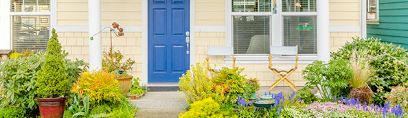 Comment peindre la porte d 39 entr e de votre maison postes for Planifier votre propre maison