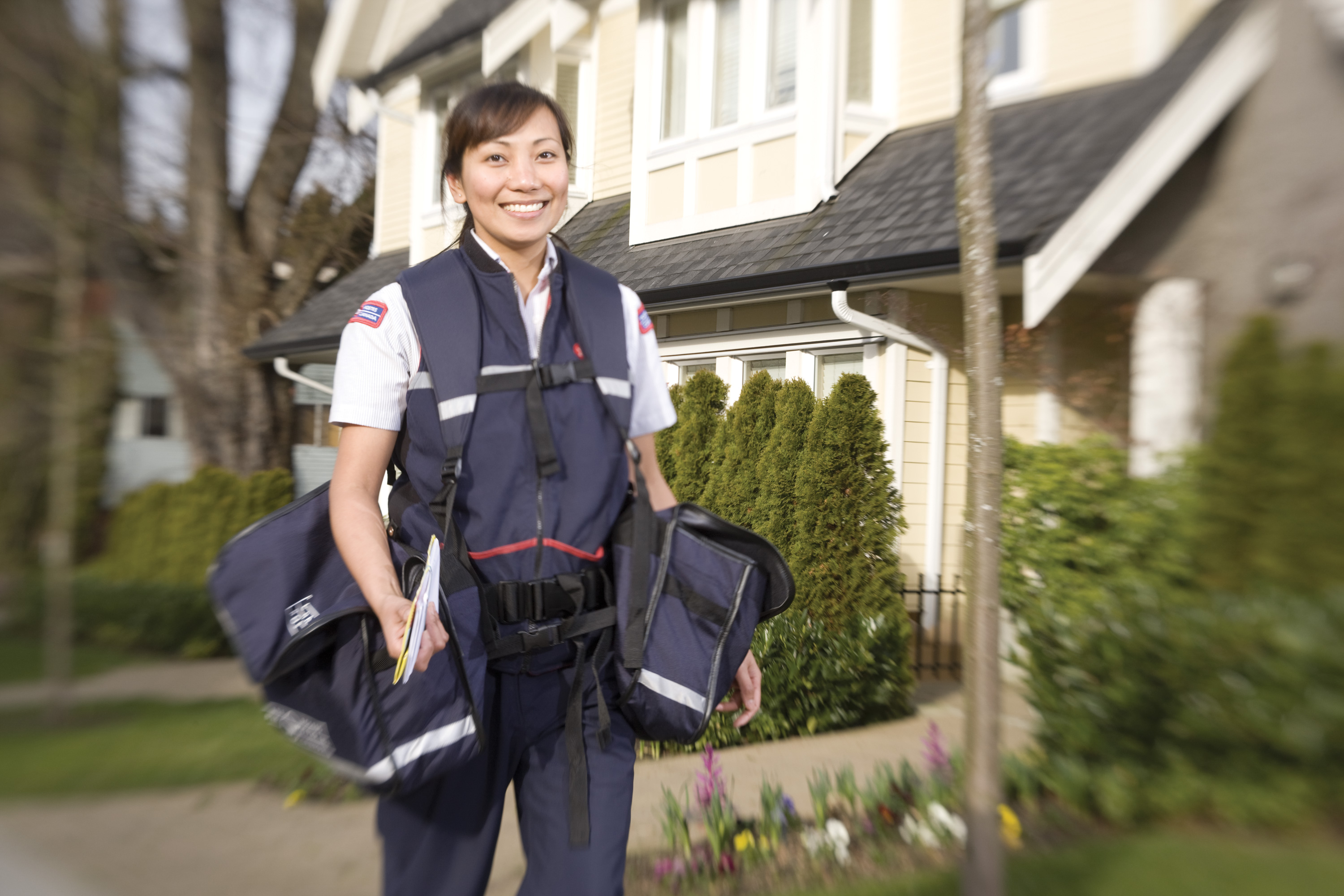 Letter Carrier - Vancouver