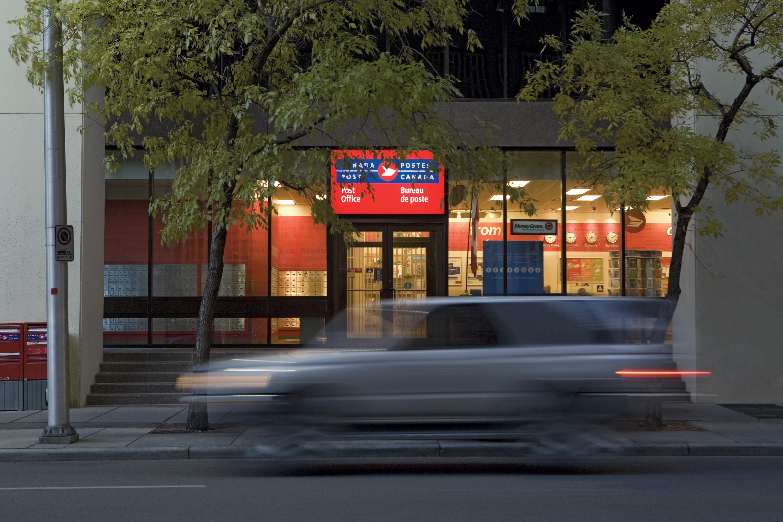 Media centre canada post