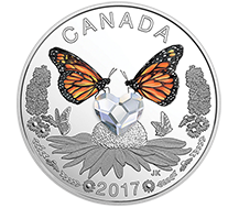 2017 $3 Pure Silver Coin - Celebration of Love