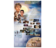 Royal Mail official STAR WARS™ stamps - Presentation Pack
