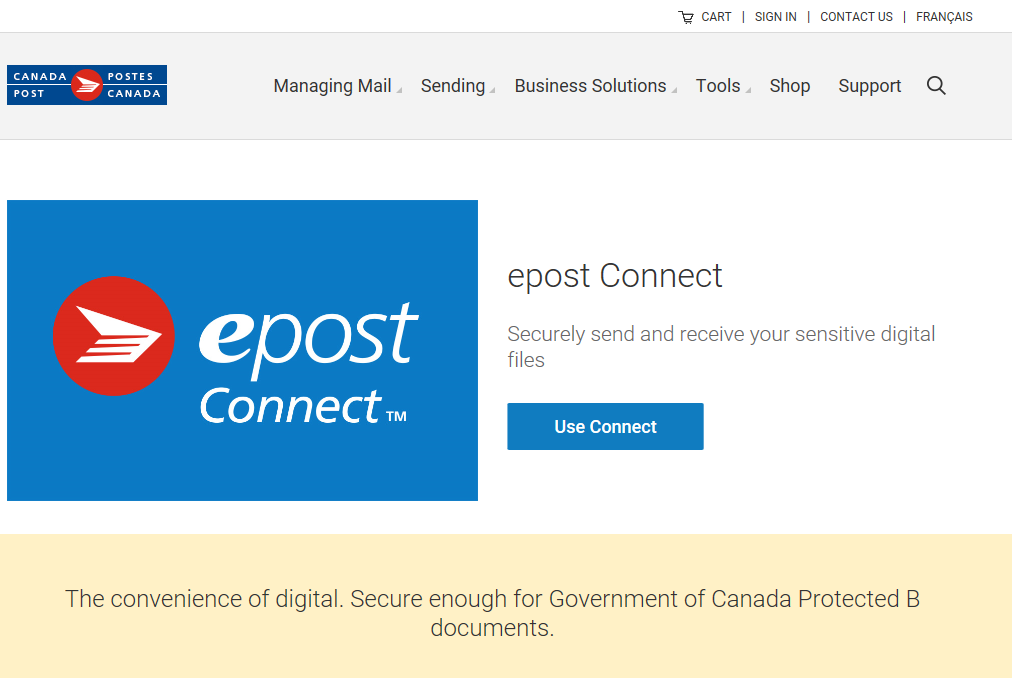 epost Connect is moving, frequently asked questions FAQ ...