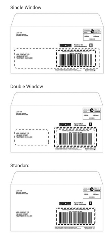 Request barcode numbers