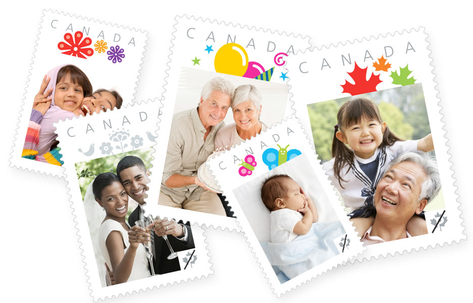 Make Your Mail Stand Out Using Unique Stamps - Simply Steph Ko