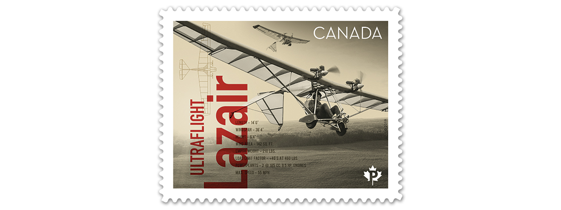 The Lazair – one of the best ultralights ever