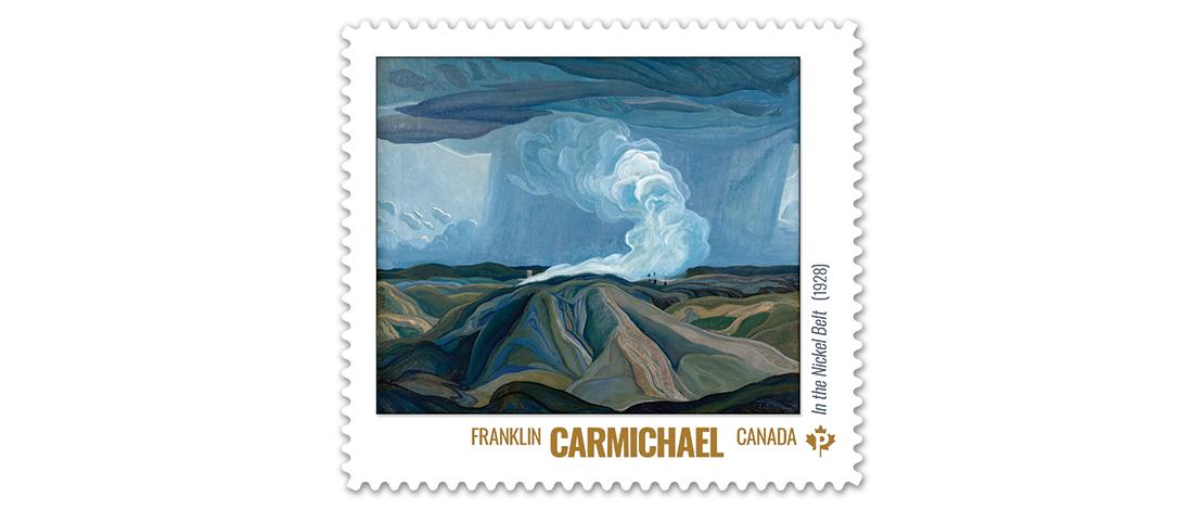 In the Nickel Belt (1928), Franklin Carmichael