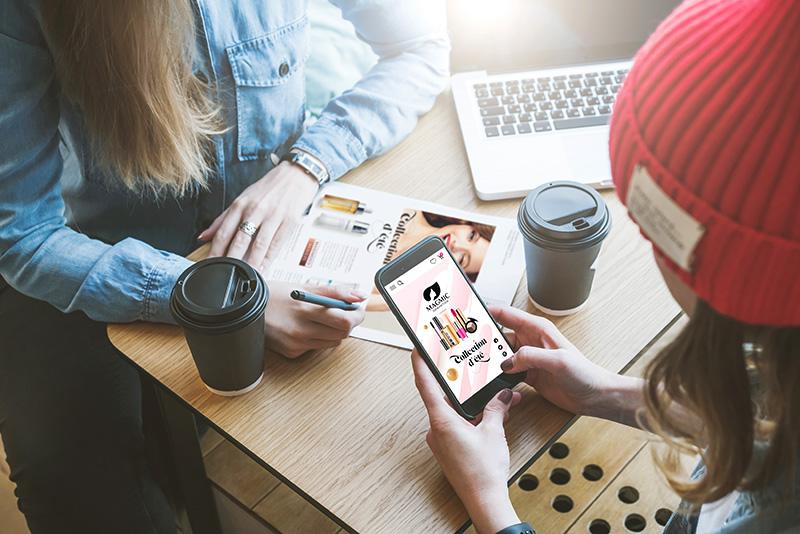 Un marketing plus efficace grâce à la combinaison du publipostage et de la publicité mobile.