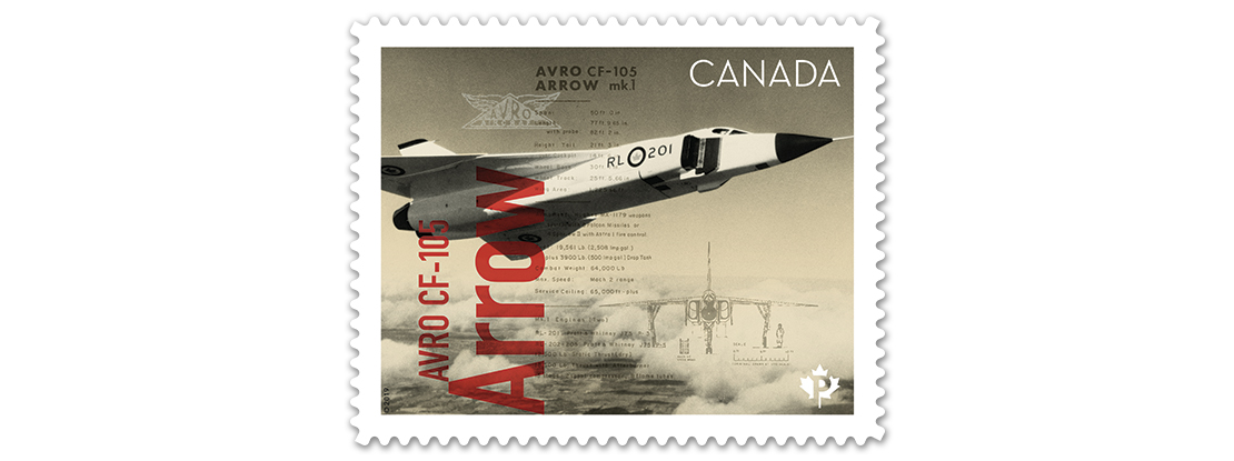 The Avro CF-105 Arrow