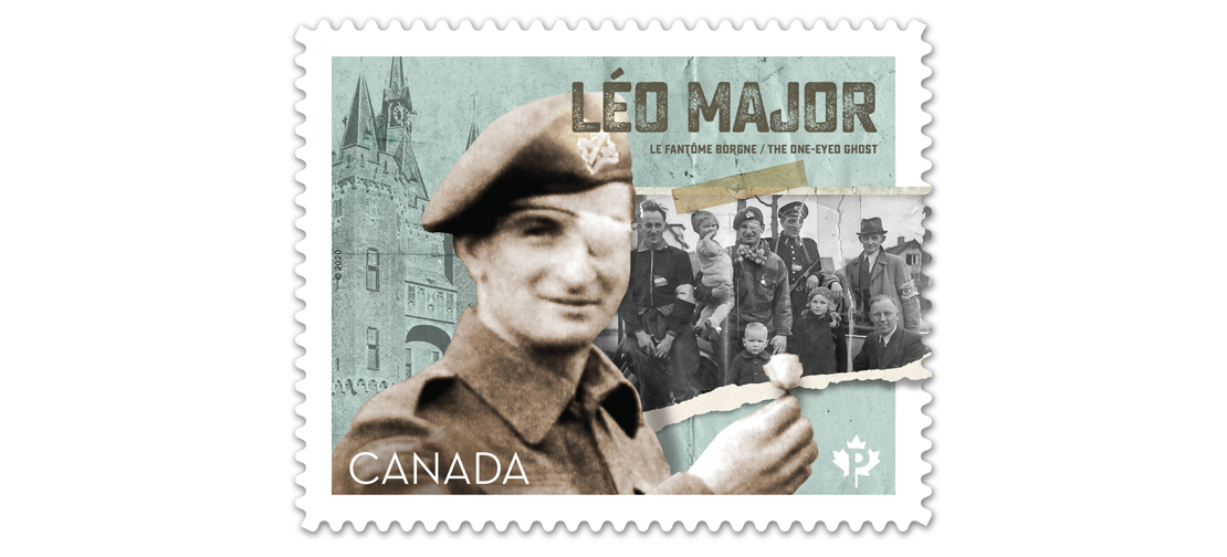 Léo Major helped to liberate a Dutch town in a sudden, daring attack
