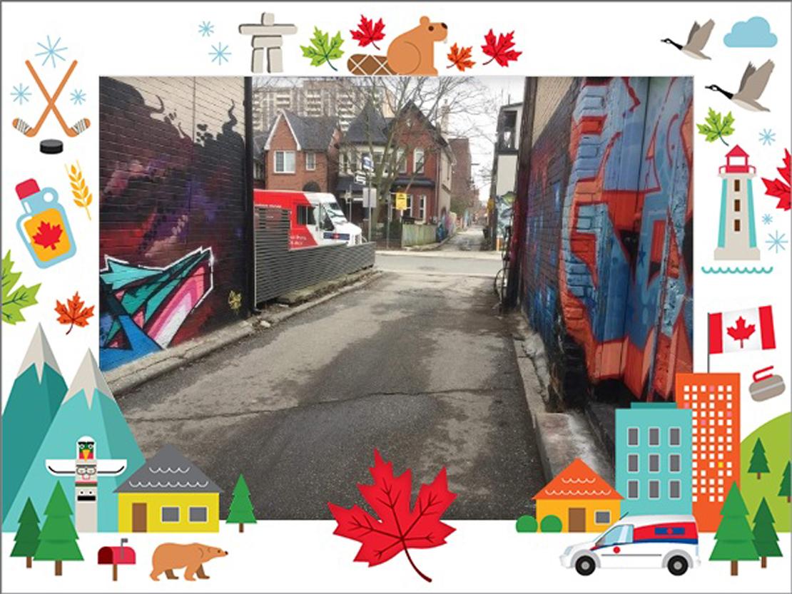 Tracey, Toronto, Ontario