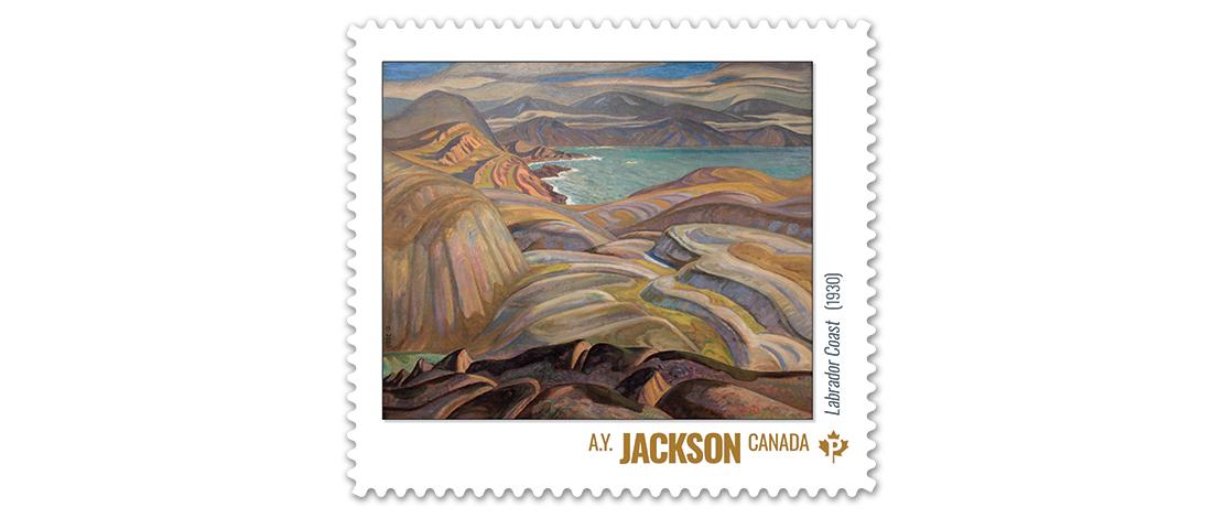 Labrador Coast (1930), A.Y.Jackson