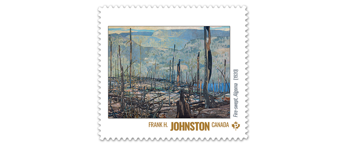 Fire-swept, Algoma (1920), FrankH.Johnston