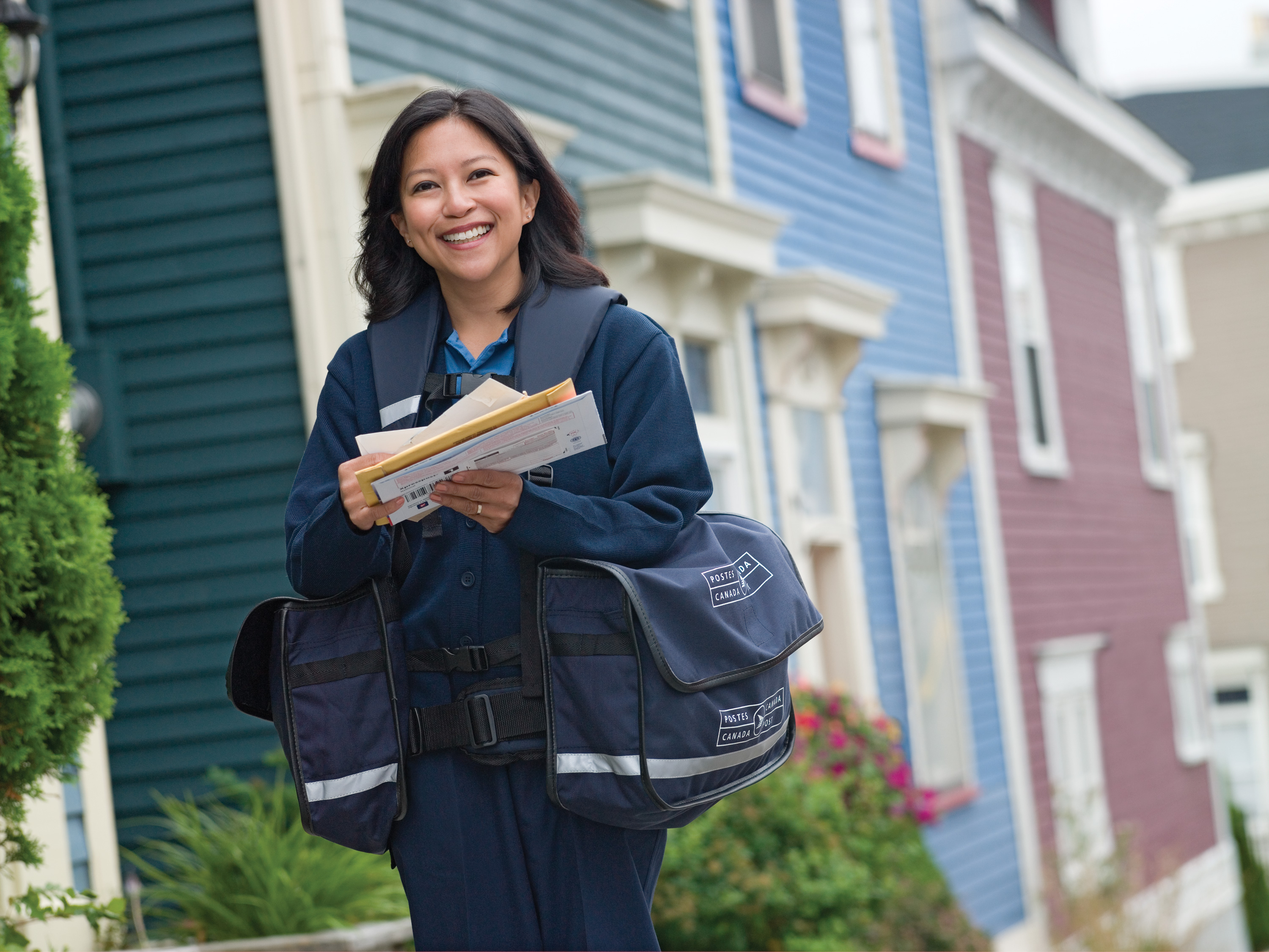 mail carrier uniform letter carrier