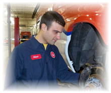 Discover your career in Fleet Maintenance