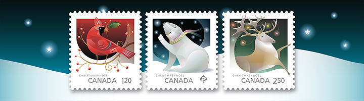 Christmas - Stamps and Collectibles