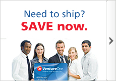 Need to ship? SAVE now.