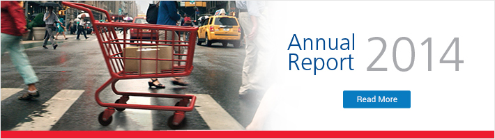 Canada Post's Annual Report is now available.