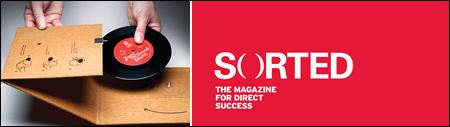 Sorted News. The latest direct marketing case studies, marketing news and tips and tricks.