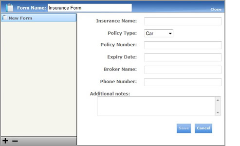 State farm insurance business plan template