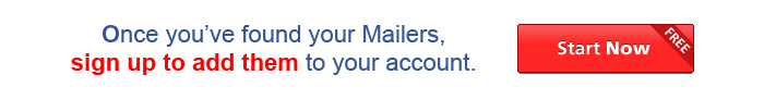 Once you've found your Mailers, sign up to add them to your account.