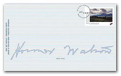 Official First Day Cover