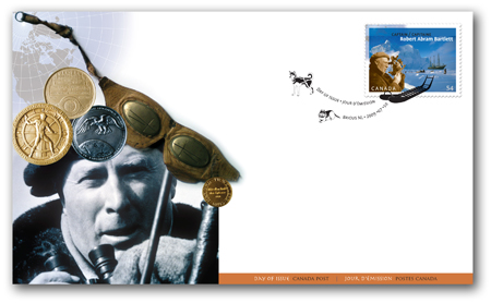 Official First Day Cover (OFDC)