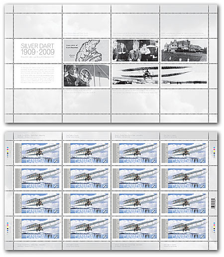 403729107 - Pane of 16 stamps
