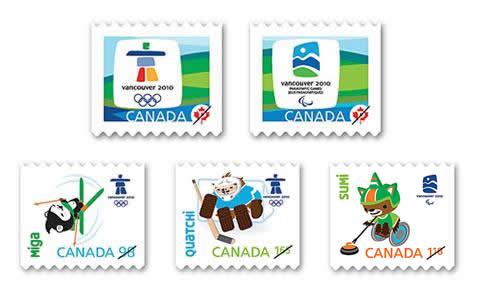 Mascottes et emblèmes des jeux d'hiver de 2010 à vancouver
