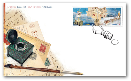 Official First Day Cover (OFDC) Cancellation