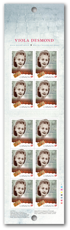 Booklet of 10 stamps