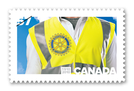 Rotary International in Canada, 100th Anniversary