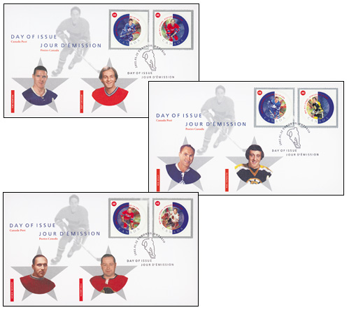 Official First Day Cover (Pack of 3)