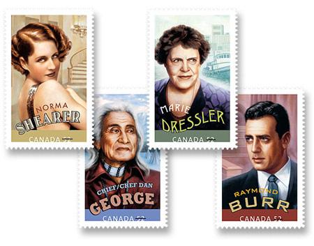 2008 hollywood stamp