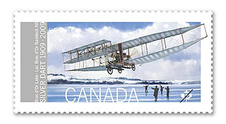 First Flight in Canada
