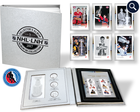 2017 NHL Collector's Album