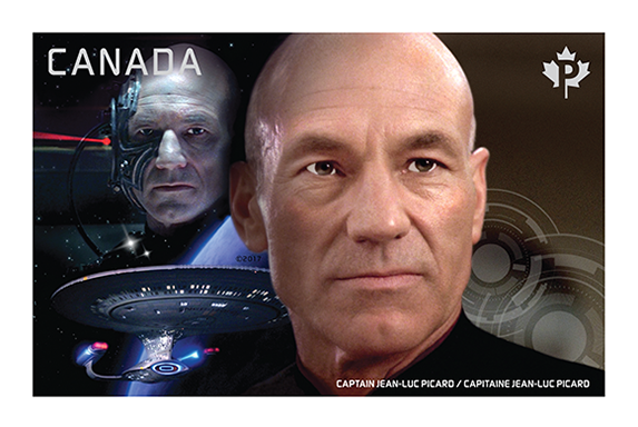 Picard stamp