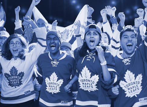 Canada Post marks 100 years of the Toronto Maple Leafs