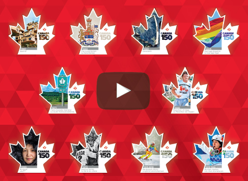 Canada 150 video montage